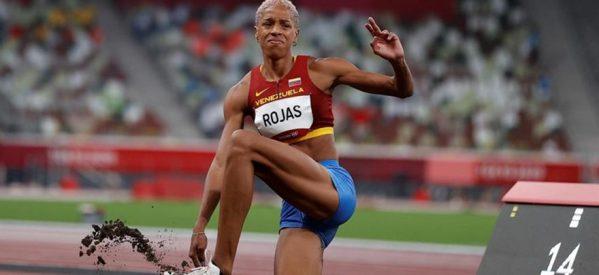 Χρυσή με Παγκόσμιο ρεκόρ η Ρόχας στο τριπλούν!