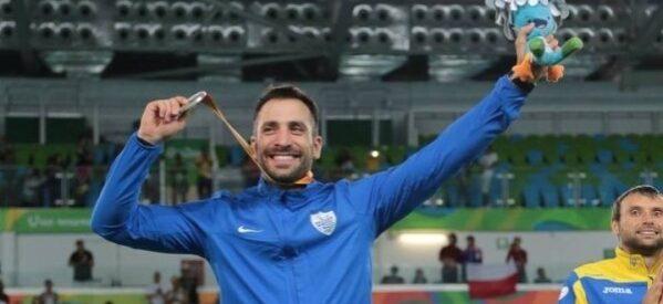 Παραολυμπιακοί Αγώνες 2020: Χάλκινο μετάλλιο στην ξιφασκία ο Τριανταφύλλου