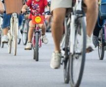 Ποδηλατοβόλτα στα Τρίκαλα με μήνυμα για το περιβάλλον και την υγεία