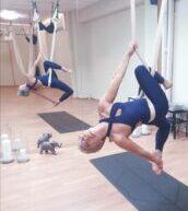 Όσα πρέπει να ξέρετε για την Aerial Yoga