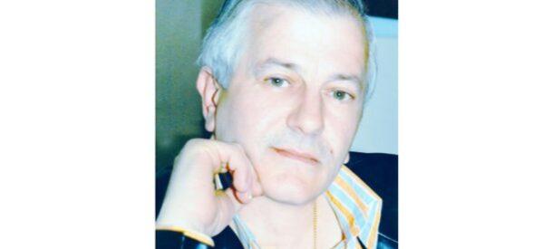Έφυγε από τη ζωή ο Γιώργος Αντωνάκης