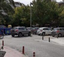 Σε πάρκινγκ έχει μετατραπεί η πλατεία Δεσποτικού