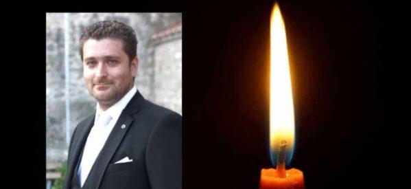 Την Κυριακή η κηδεία του 40χρονου Τρικαλινού Βαγγέλη Οικονόμου