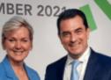 Συνάντηση Κώστα Σκρέκα με την Υπουργό Ενέργειας των ΗΠΑ, Jennifer Granholm