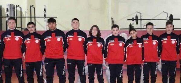 Εννιά αθλητές του Α.Σ.ΤΡΙΚΑΛΩΝ με την εθνική ομάδα στο Βαλκανικό και Μεσογειακό πρωτάθλημα.